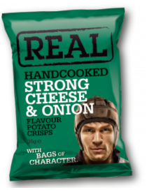 Strong Cheese & Onion
