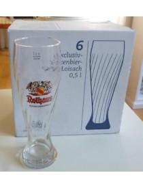 Bicchiere Rothaus Pils 0,4