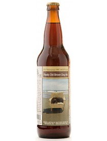 Really Old Brown Dog Ale 2007