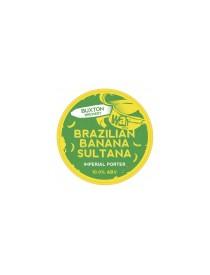 Brazilian Banana Sultana