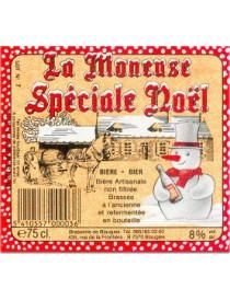 La Moneuse Speciale Noël