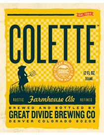 Colette Farmhouse Ale