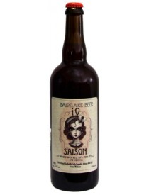 Baudelaire Beer iO Saison