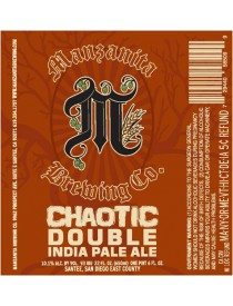 Chaotic Double IPA