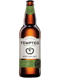 Tempted Irish Cider Medium Dry