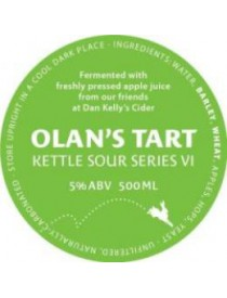 Olan's Tart Apple Sour