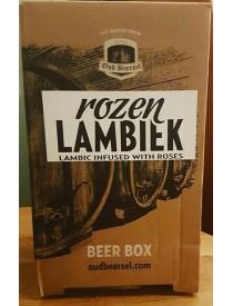 Oud Beersel Rozen Lambiek - Bag in box 3,10lt