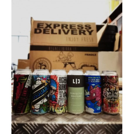 Lic Beer Project - 6 Pack