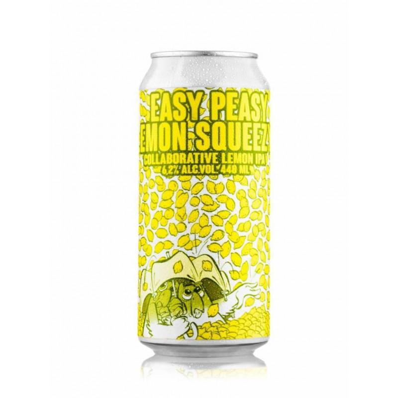 Easy Peasy Lemon