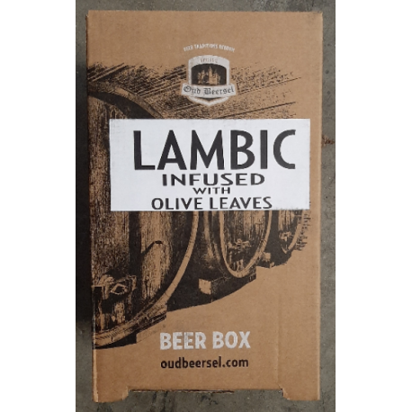 Oud Beersel Lambic Hibiscus - Bag in box 3,10lt