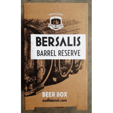 Oud Beersel Lambic Olive Leaves - Bag in box 3,10lt