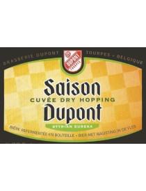 Saison Dry Hopping