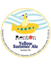 Yellow summer ale