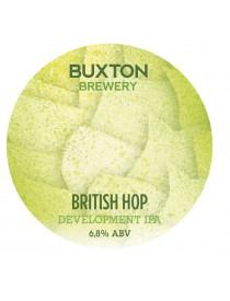 British hop development