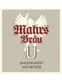 "Mahr's Brau Ungespundet ""U"""